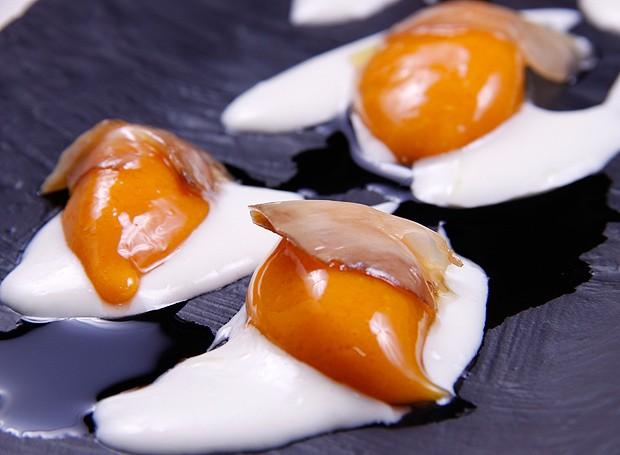 Nhoque de abóbora com creme de parmesão (Foto: Divulgação)