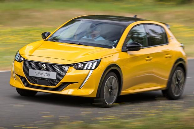 Peugeot 208 tem design marcante perante os rivais (Foto: Divulgação)