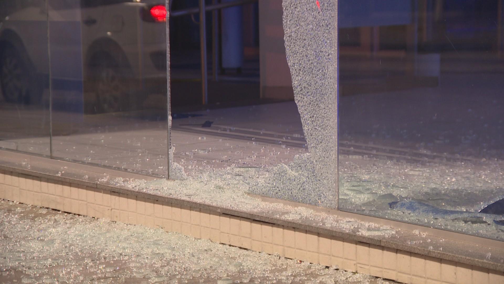 Polícia registra casos de vandalismo contra lojas em Porto Alegre e Viamão