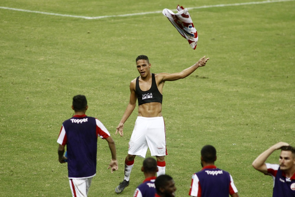 Thiago projeta gol pelo Flamengo e comemoração com Gabigol: Tem que ter passinho
