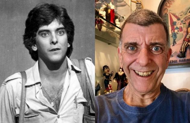 Jorge Fernando começou a carreira como ator, na novela 'Ciranda, cirandinha' (1978). Passou a dirigir em 1981 e tem mais de 30 produções no currículo. Hoje está à frente de 'Verão 90' (Foto: TV Globo-Reprodução/Instagram)