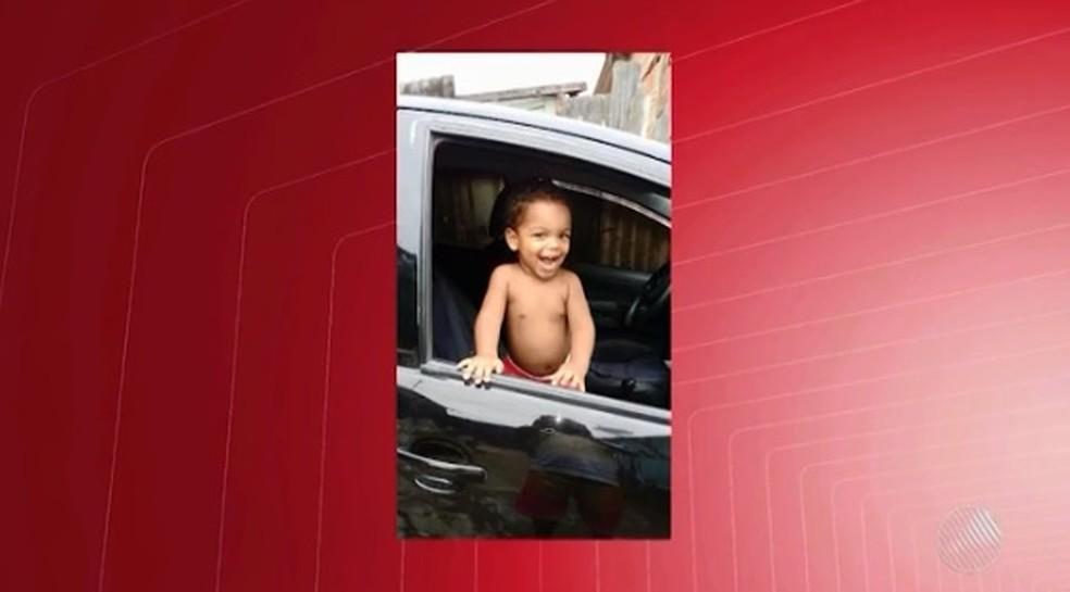 Criança de 2 anos estava no HGE e teve morte cerebral em abril deste ano (Foto: Reprodução/ TV Sudoeste)