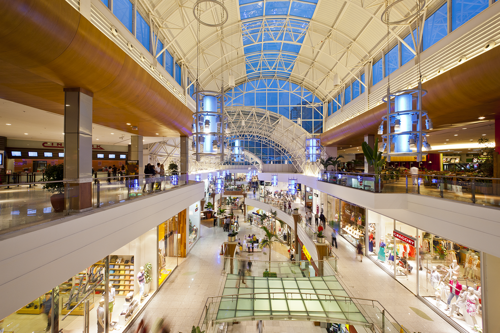 Salvador Shopping — Foto: Divulgação