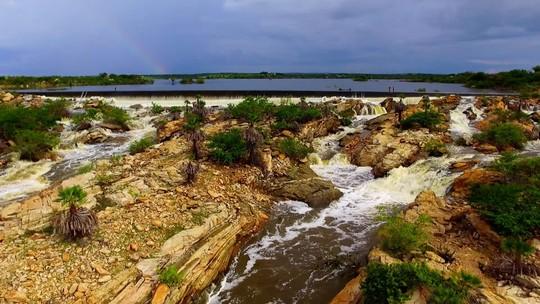Acumulado de chuvas no RN está 22,3% acima da média, diz Emparn; vídeo mostra sangria no Pataxó
