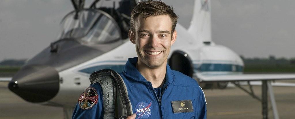 Robb Kulin desistiu do treinamento de astronauta da NASA por 'motivos pessoais' (Foto: Robert Markowitz / NASA via AP file)