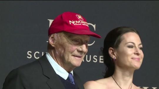 Morre, aos 70 anos, o ex-piloto de Fórmula 1 Niki Lauda