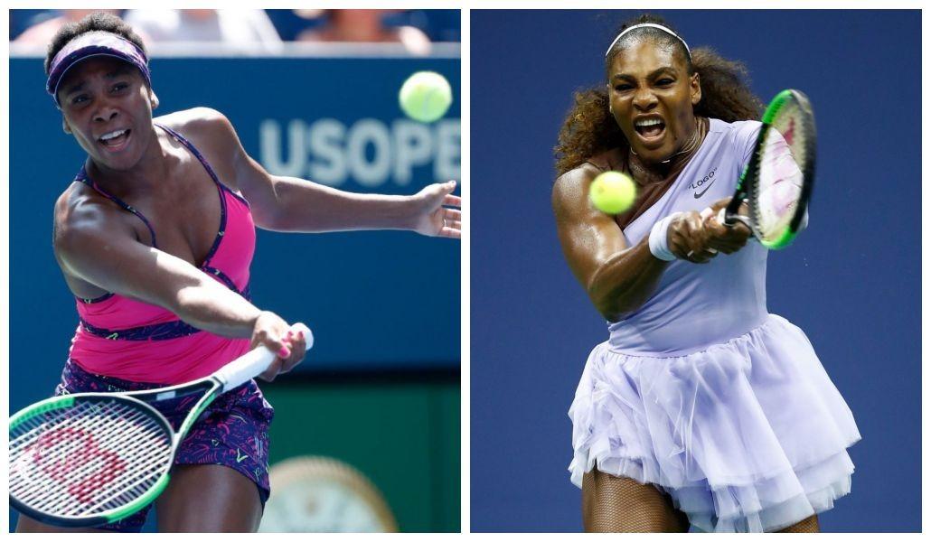 Venus e Serena vão se enfrentar pela 30ª vez