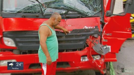 Queimada na Fernão Dias pode ter provocado engavetamento entre seis veículos em MG