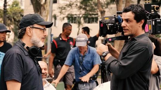Rodrigo Lombardi comenta colaboração entre elenco e diretor de 'Carcereiros': 'Um novo olhar'