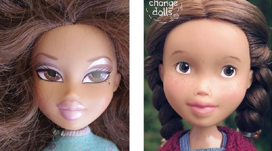 Sonia Singh, criadora do Tree Change Dolls (Foto: Reprodução/Facebook)