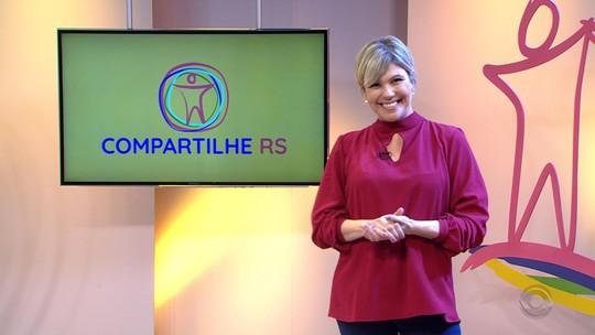 Assista aos vídeos do Compartilhe RS deste domingo (21)