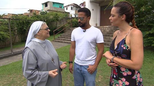 'Reconecte-se': primeiro episódio desbrava o Mosteiro do Salvador