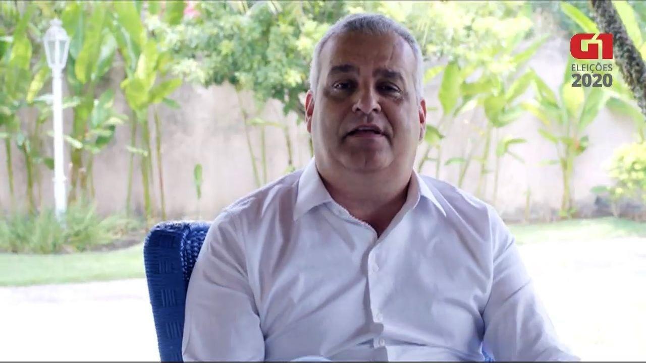 Alfredo Gaspar de Mendonça (MDB) diz como desafogar o trânsito nas principais avenidas