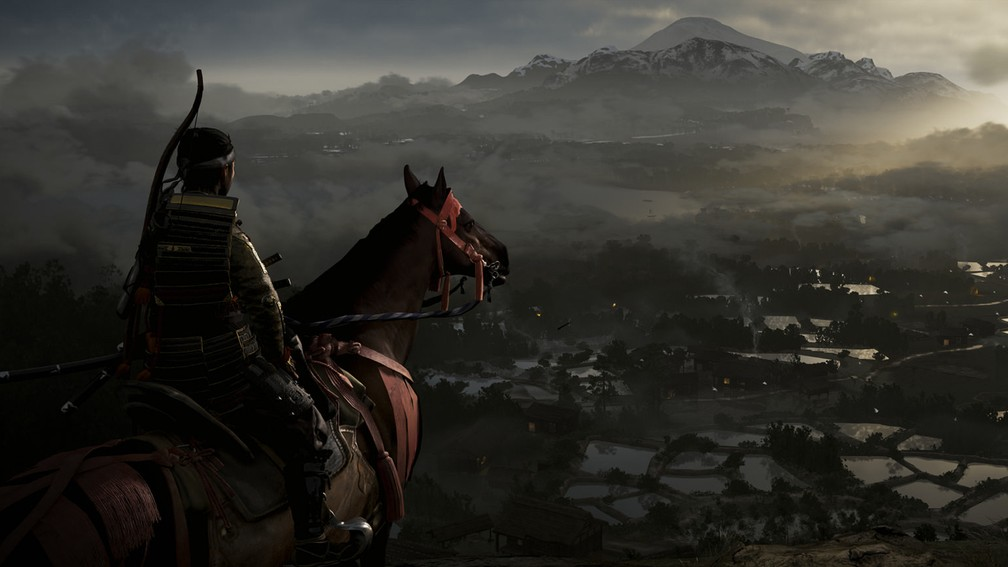Ghost Of Tsushima da Sucker Punch anunciado