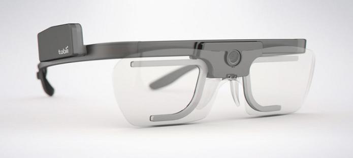 Óculos faz streaming de vídeo em tempo real (Foto: Divulgação/Tobii)