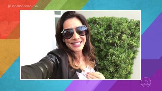Scheila Carvalho comemora 20 anos da vitória no concurso Morena do Tchan: 'Me lembro como se fosse hoje'