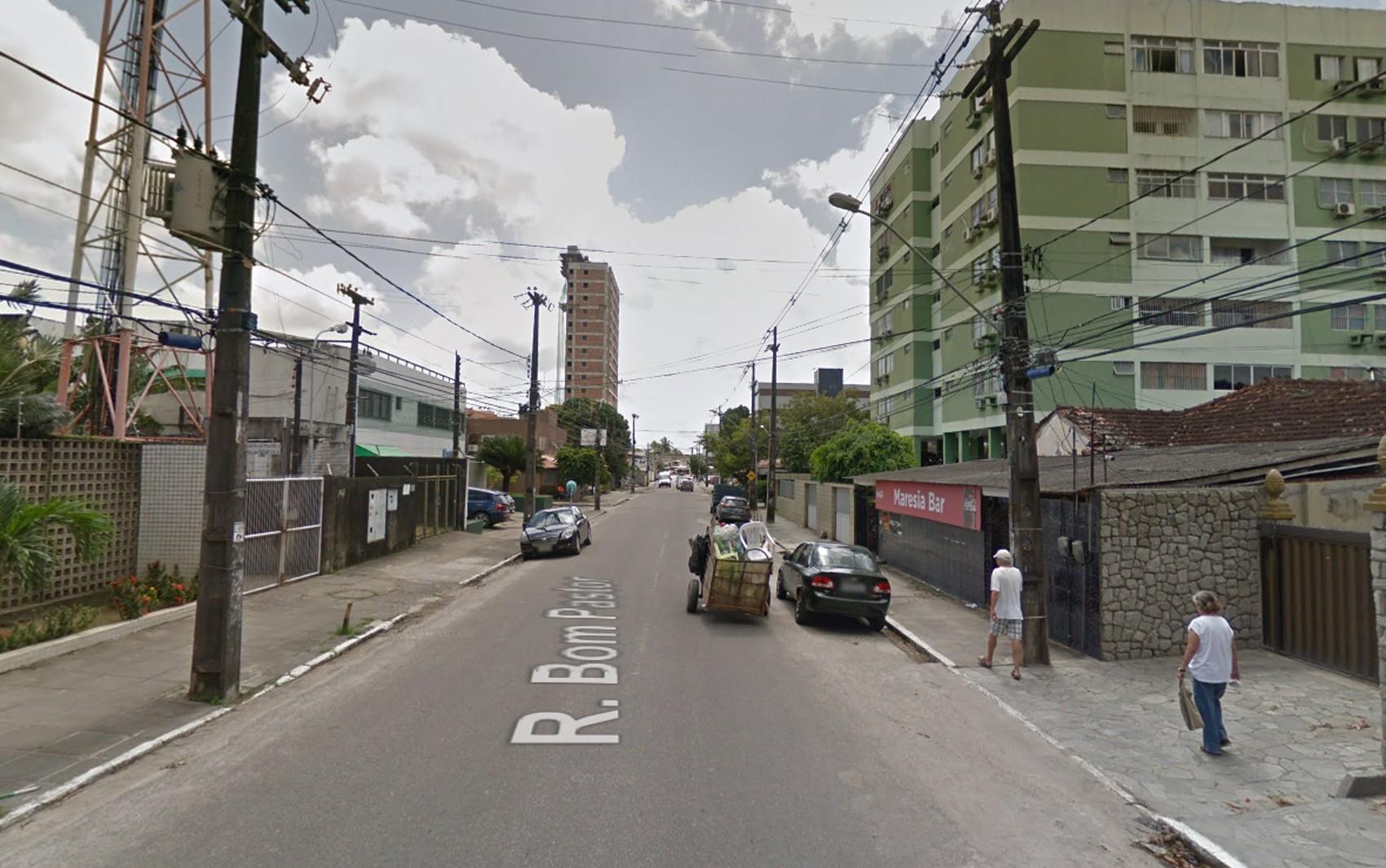 Poda de árvores causa interdição de rua e muda itinerário de ônibus no Recife