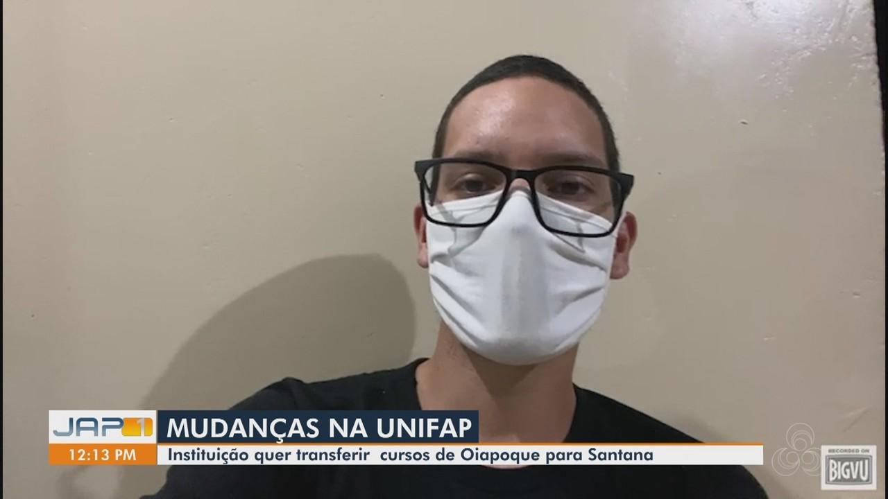 Unifap quer transferir cursos do campus de Oiapoque para Santana