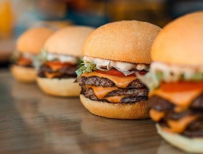 Cheeseburgers do Jeronimo, na Avenida do Pepê