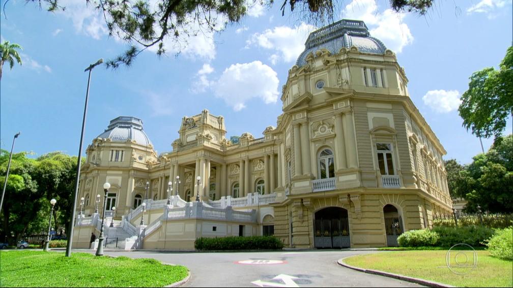 Palácio Guanabara é da União, e não da família imperial, decide STJ em ação  que dura 123 anos | Política | G1