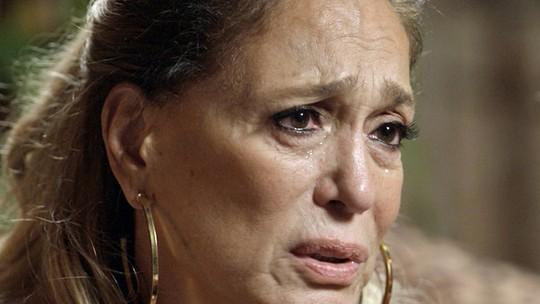 Adisabeba chora ao descobrir verdade sobre Tóia