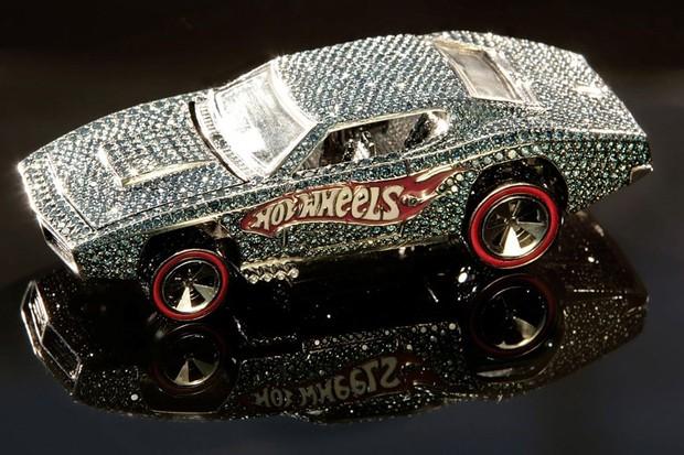 Caros mais caros da Hot Wheels (Foto: Divulgação )