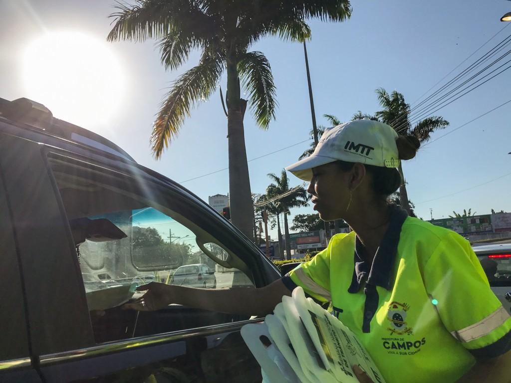 Semana Nacional de Trânsito terá ações de conscientização em Campos, no RJ  - Notícias - Plantão Diário