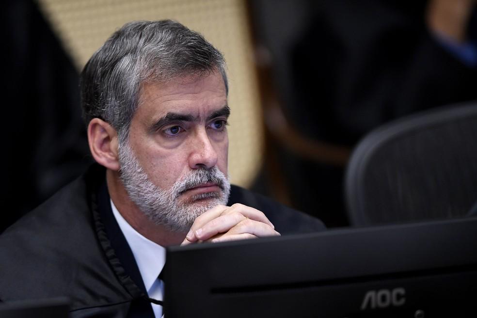 O ministro Rogerio Schietti, do STJ — Foto: Rafael Luz /Superior Tribunal de Justiça
