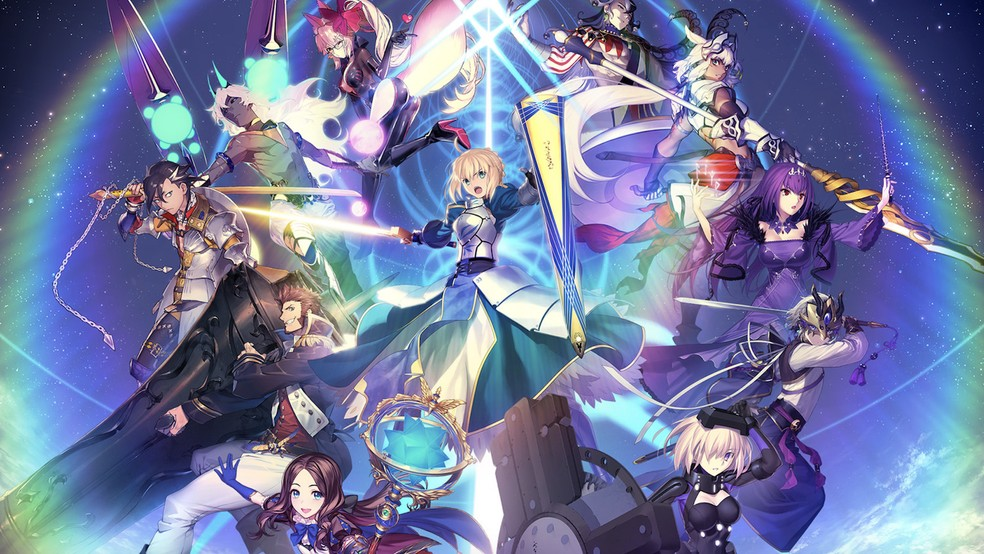 Image result for fate grand order
