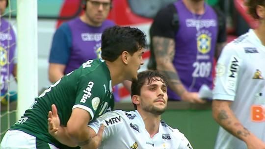 Atlético segura Palmeiras com ecos do Chelsea de Antonio Conte em 2017