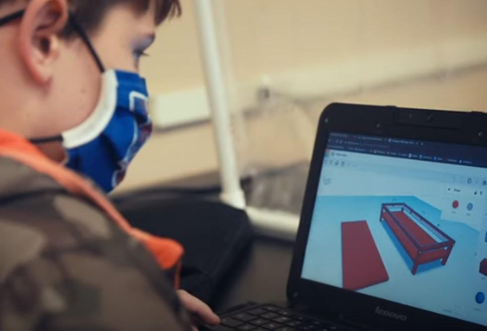 Google anunciou mudanças em ferramentas de educação on-line. — Foto: Reprodução/Google