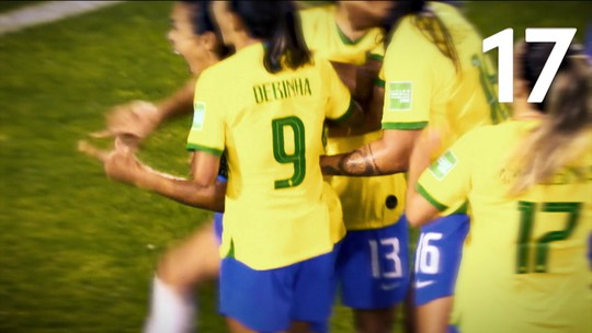 A lesão, a chuteira, o recorde e o apelo: a Copa de Marta, uma rainha coroada mesmo sem título