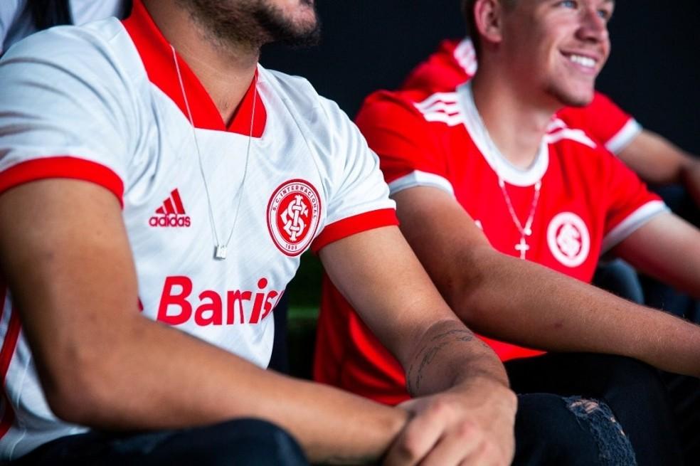 Inter lança uniforme para 2020 — Foto: Inter / DVG