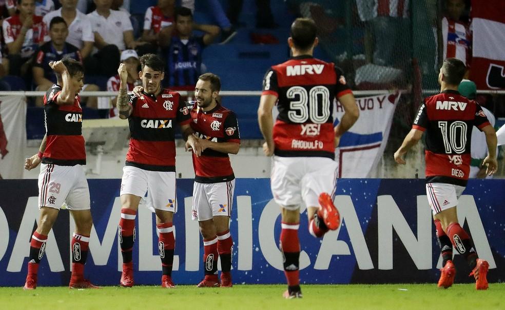 ... Fla começa finais da Sul-Americana com expectativa de título no fim da  temporada — 968ed50868e09