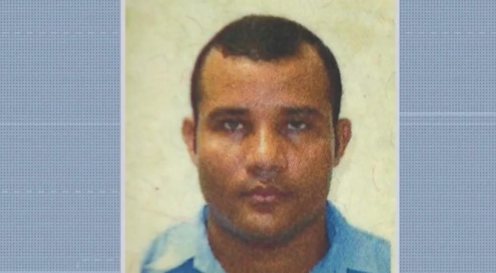 Fotógrafo foi mortos a tiros em Itabuna  — Foto: Reprodução/TV Bahia