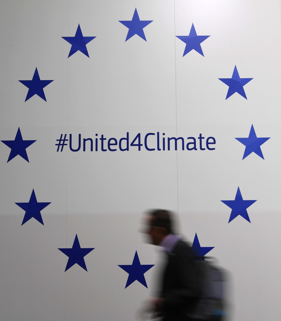 COP 23, que começou nesta segunda-feira (6), acontece na Alemanha (Foto: Patrik Stollarz / AFP )