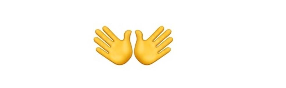 Emoji transmite simpatia — Foto: Reprodução/TechTudo