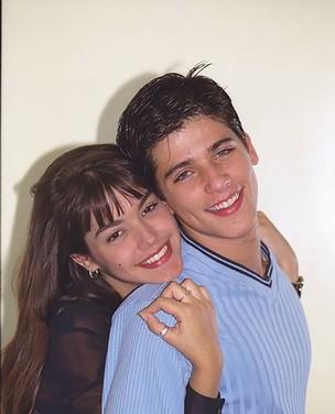 Casais que namoraram na adolescência