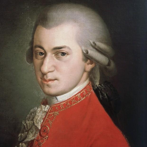 Wolfgang Amadeus Mozart (Foto: Barbara Krafft  (1764–1825)/Wikimedia Commons)