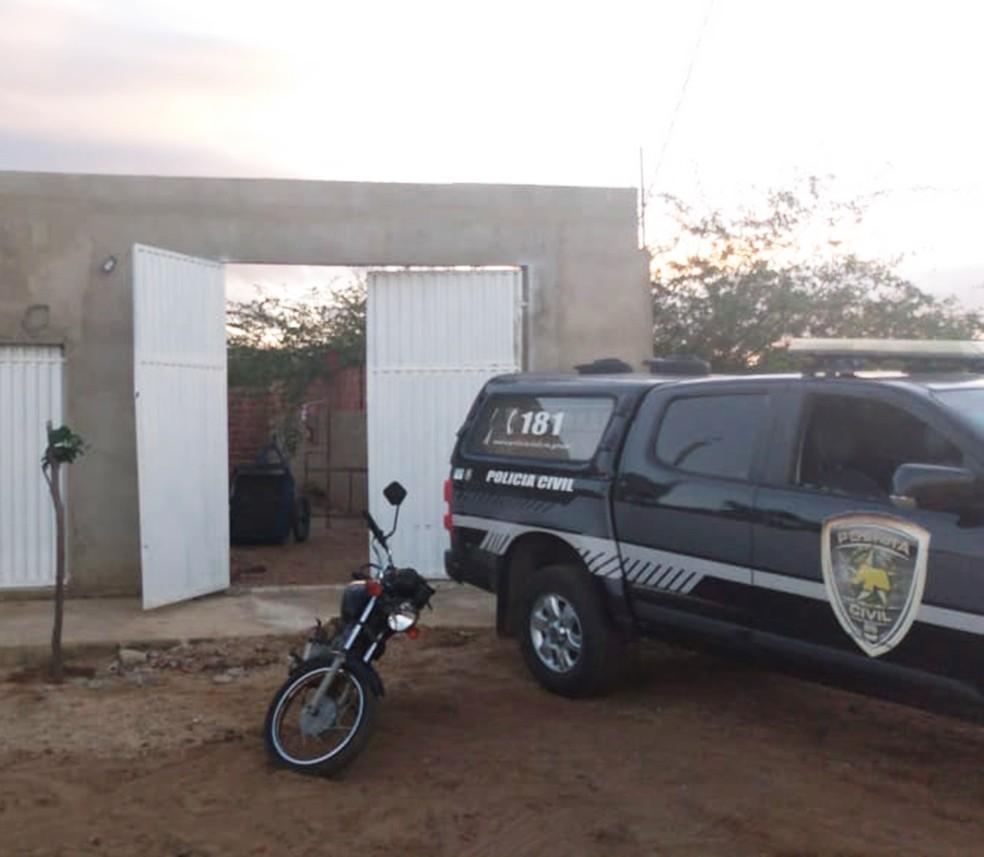 Suspeito morre em troca de tiros em operação policial em Janduís/RN