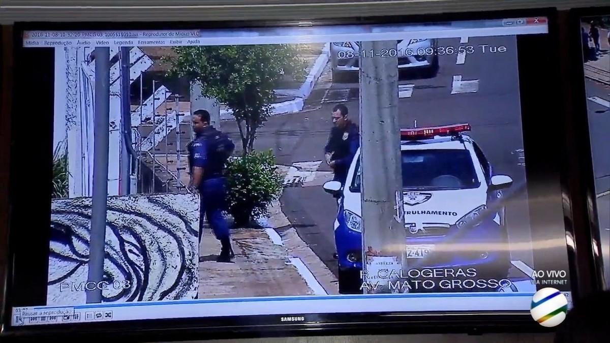 Videomonitoramento volta a funcionar em Campo Grande