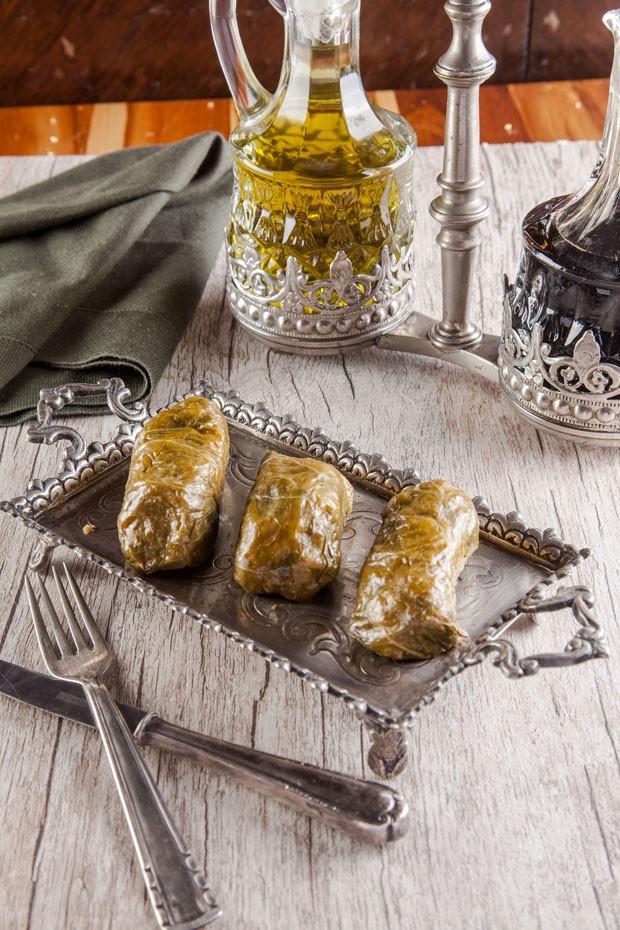 Saudável e vegano: confira uma deliciosa receita de charuto de couve  (Foto: Caio Ferrari / Divulgação )