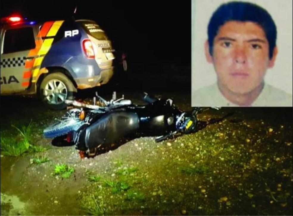 João Dirceu Dornel, de 46 anos, morreu ao ser atingido por carro — Foto: Divulgação