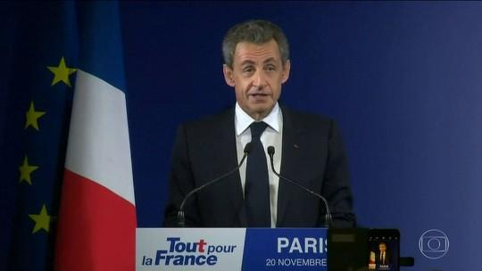 Sarkozy, que sonhava em voltar ao poder, perde primárias na França