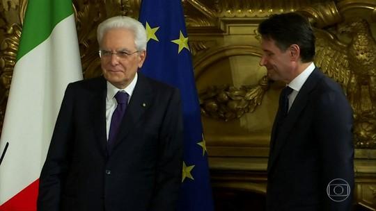 Renúncia do primeiro-ministro da Itália cria impasse político no país