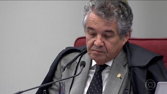 Marco Aurélio enviou a instâncias inferiores 28 casos semelhantes aos de Flávio Bolsonaro