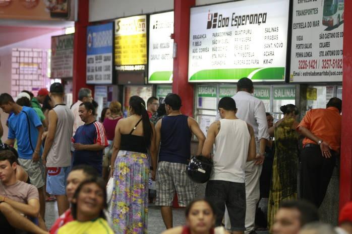 Prefeito de Belém anuncia a reabertura dos terminal rodoviário
