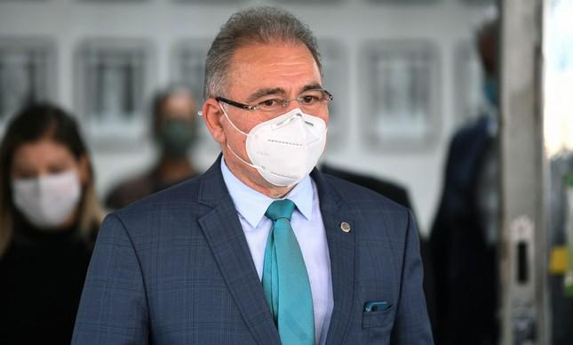 Marcelo Queiroga, que será nomeado ministro da Saúde