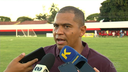 Atlético-GO apresenta mais três jogadores: Matheus Vargas, Zé Roberto e Marlon Freitas