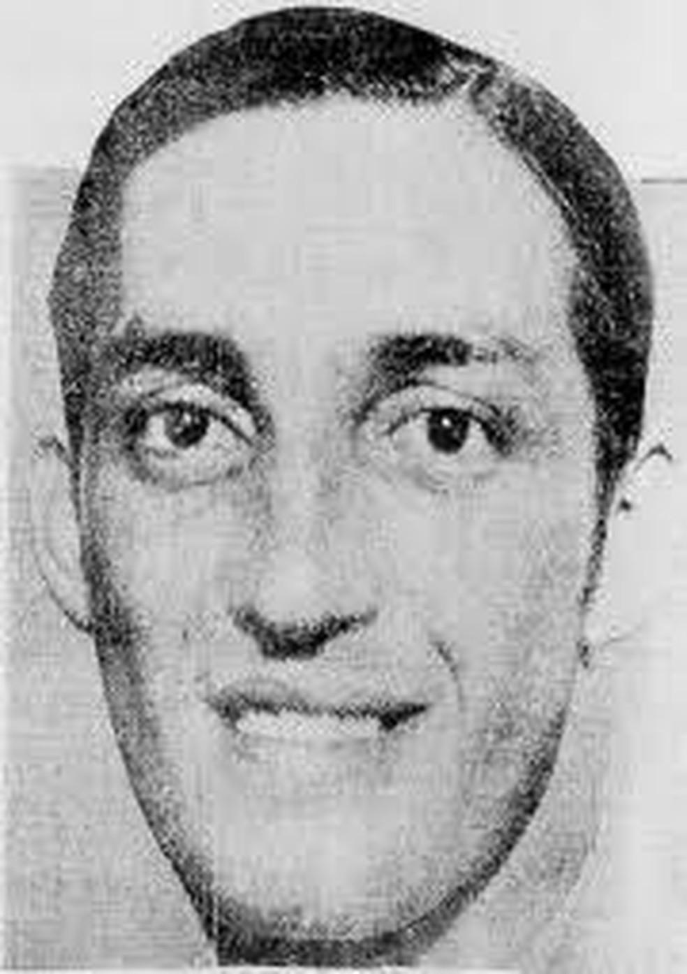 Amado Benigno era goleiro do Flamengo na década de 20 e 30 (Foto: Reprodução)